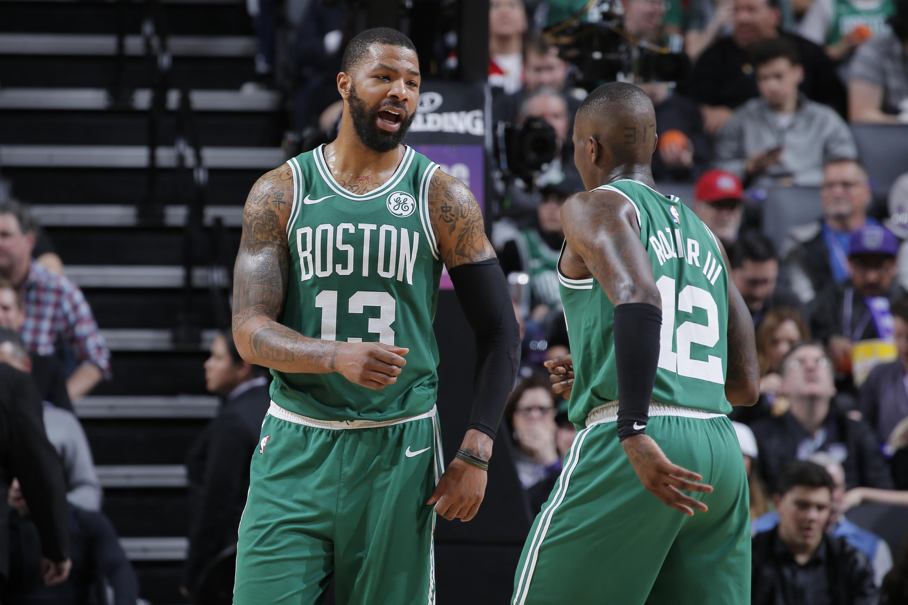 e9482cb89e87 NBA Rumors  Knicks Eyeing Kyrie Irving s Teammates Terry Rozier ...