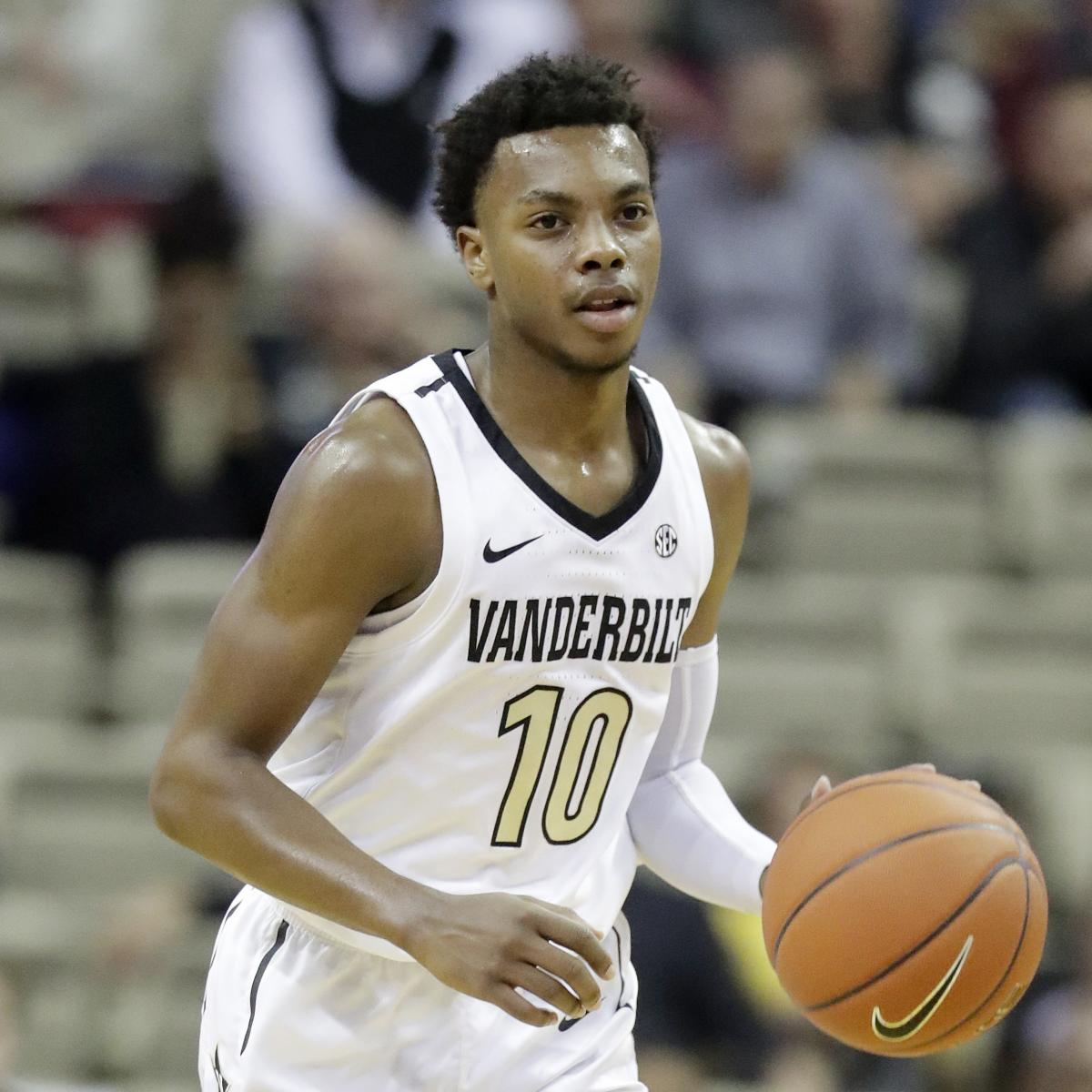 NBA Mock Draft 2019: Projections For Where 1st-Round