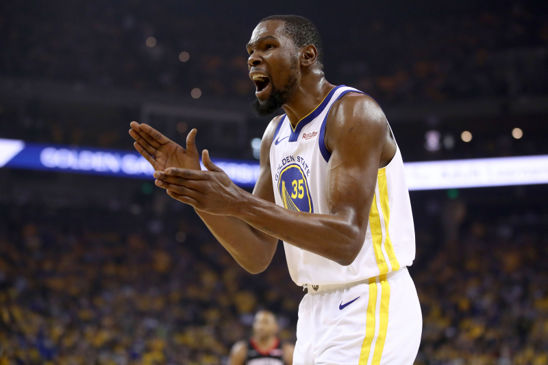 Report: Kevin Durant Declines Warriors' $31.5M Contract Option, Hits Free Agency