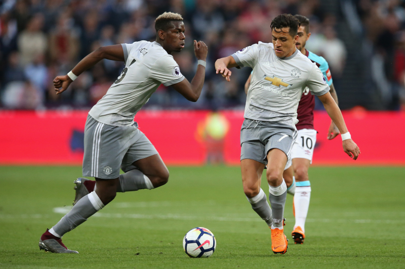 Patrice Evra: Paul Pogba Will Leave Man Utd, Alexis Sanchez Came for the Money