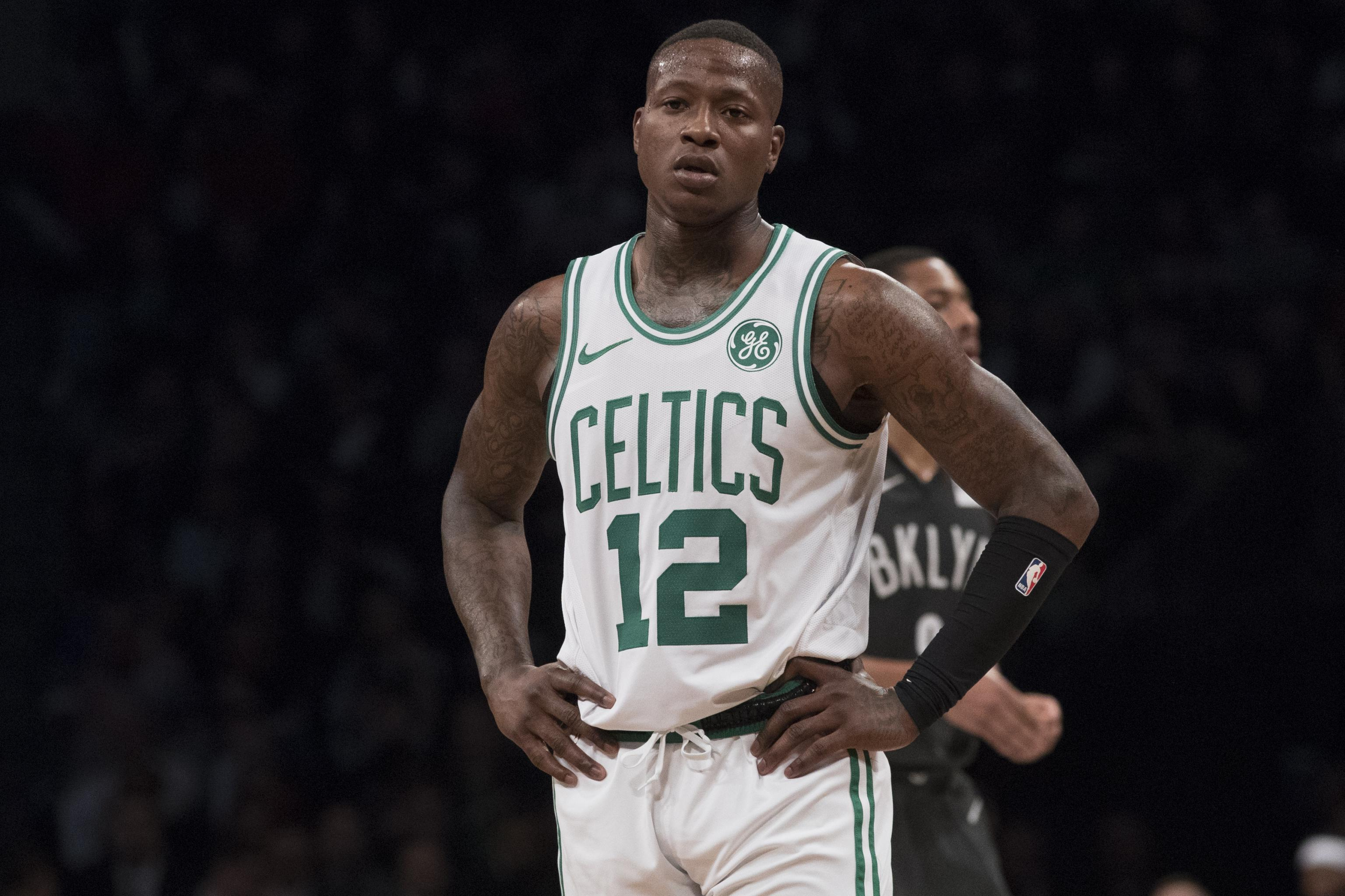 competitive price 09412 651e4 Celtics News: Terry Rozier Says He 'Might Have to Go' If ...