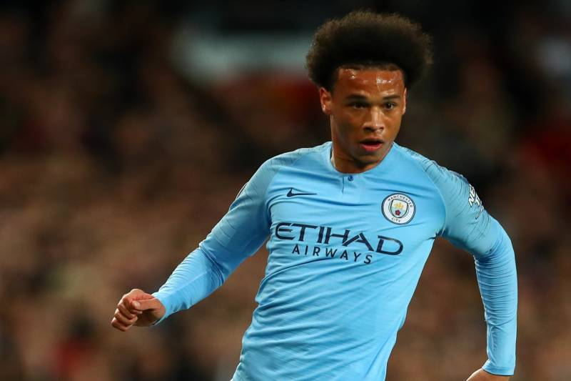 official photos dc278 6a0cd Report: Bayern Munich in Talks with Manchester City for ...