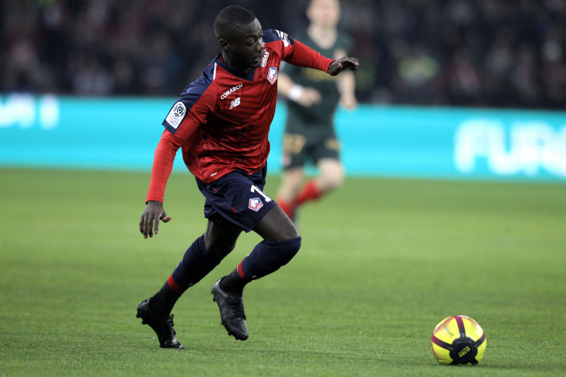 Manchester United Rumoured to Have Transfer Interest in Lille's Nicolas Pepe