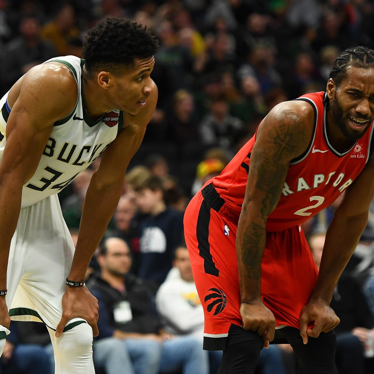 Bleacher Report Nba Staff S 2019 Playoff Predictions: NBA Playoff Schedule 2019: TV Guide And Predictions For