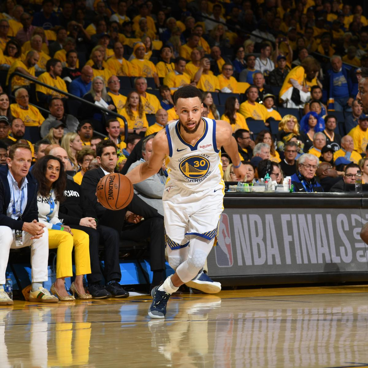Blazers Game 3: Stephen Curry Erupts, Warriors Win Game 1 Vs. Damian