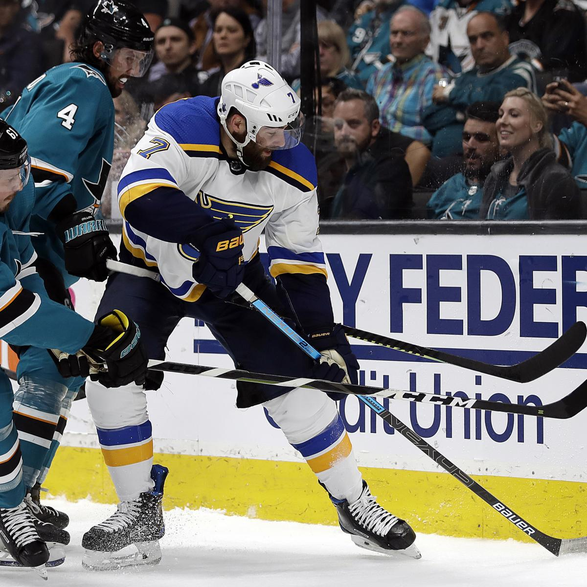 NHL Playoffs 2019: Wednesday Vegas Odds, Schedule And