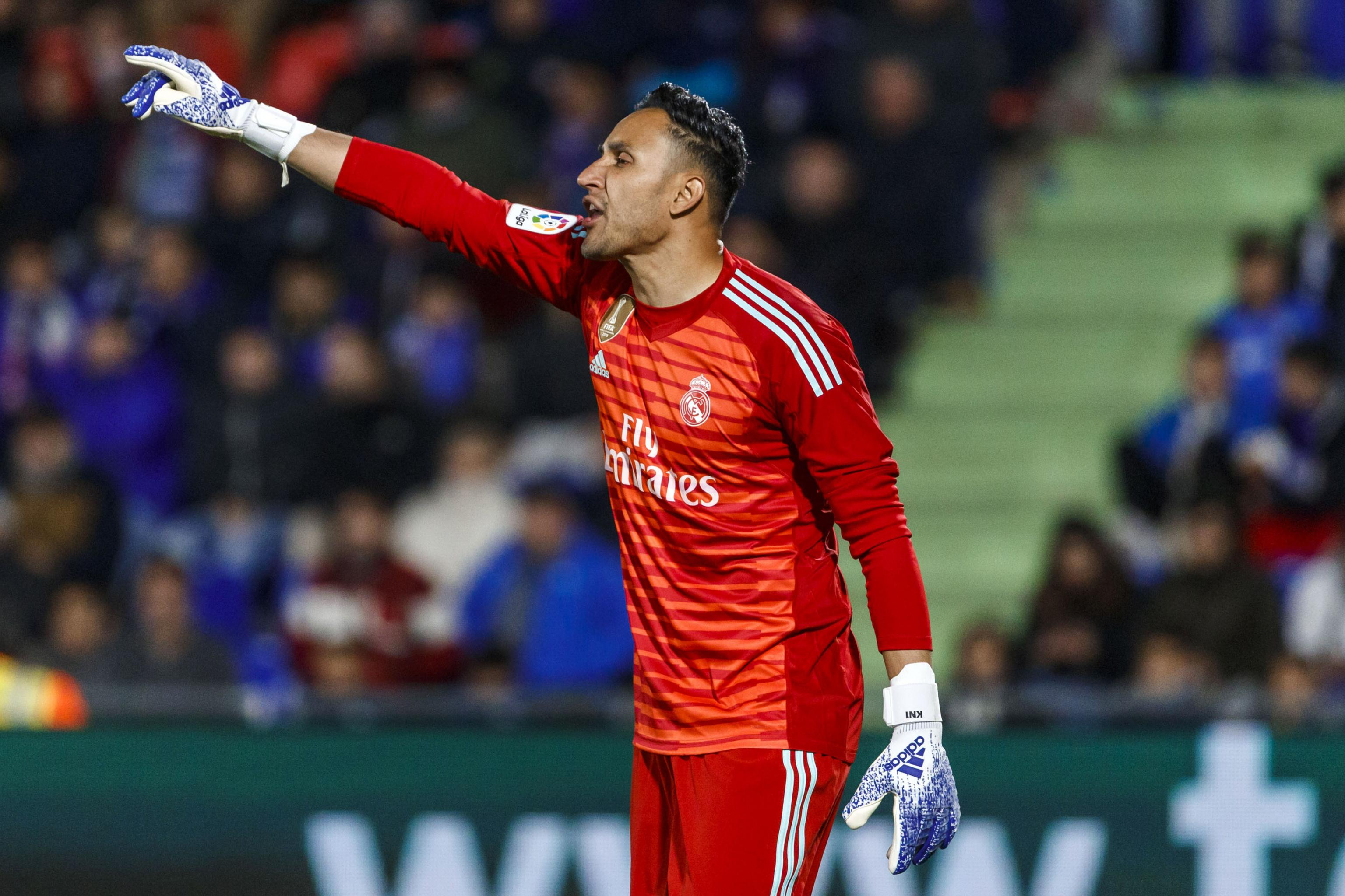 save off 147d5 ae15f Keylor Navas' Wife Fuels Real Madrid Exit Rumours with Porto ...