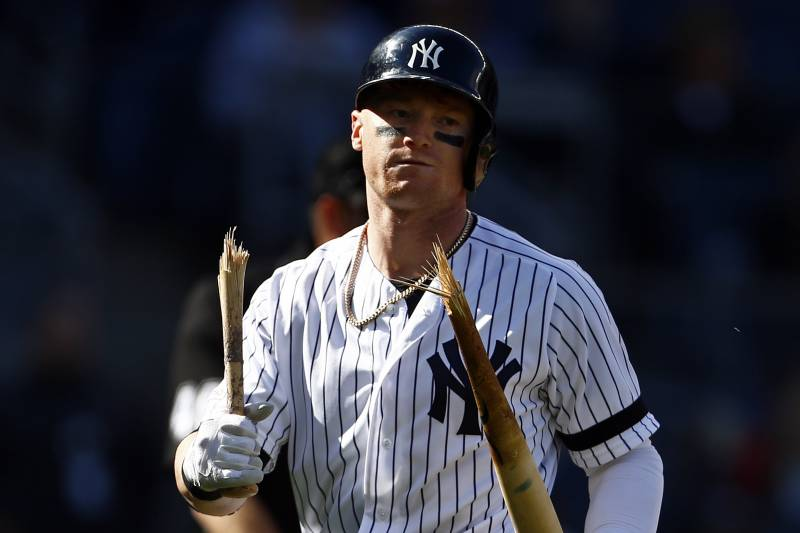 Clint Frazier Yankees Prospects Lived In Funeral Home Apartment While Minors