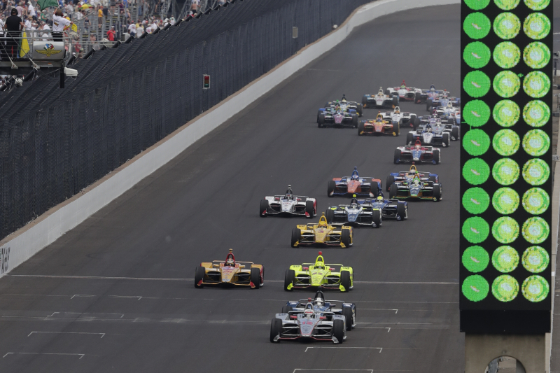 indy 500 qualifying - photo #29