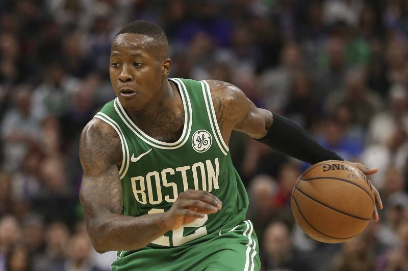 Bulls Rumors: Celtics PG Terry Rozier on Chicago's 'Radar