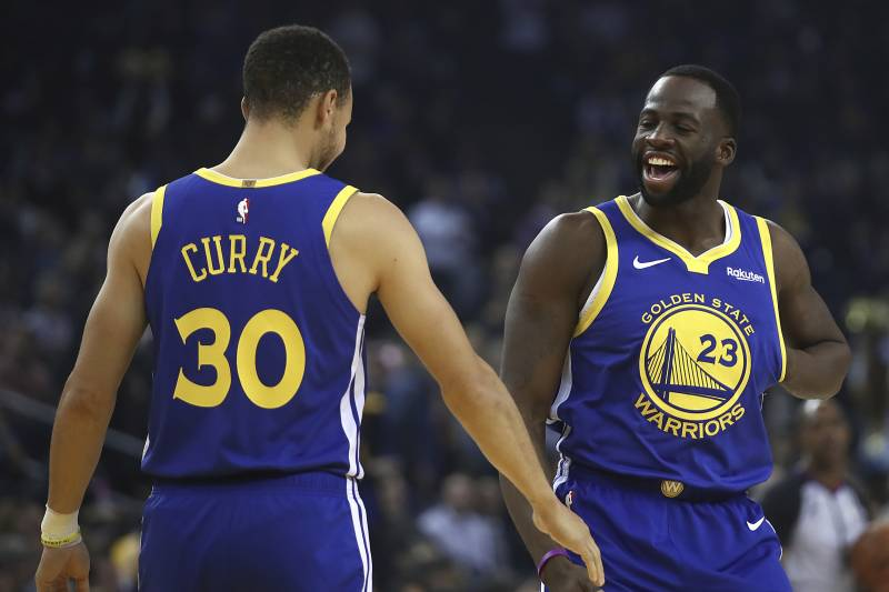 205c506f537 Steph Curry-Draymond Green Pick-and-Roll Is Still NBA's Most Unsolvable  Puzzle