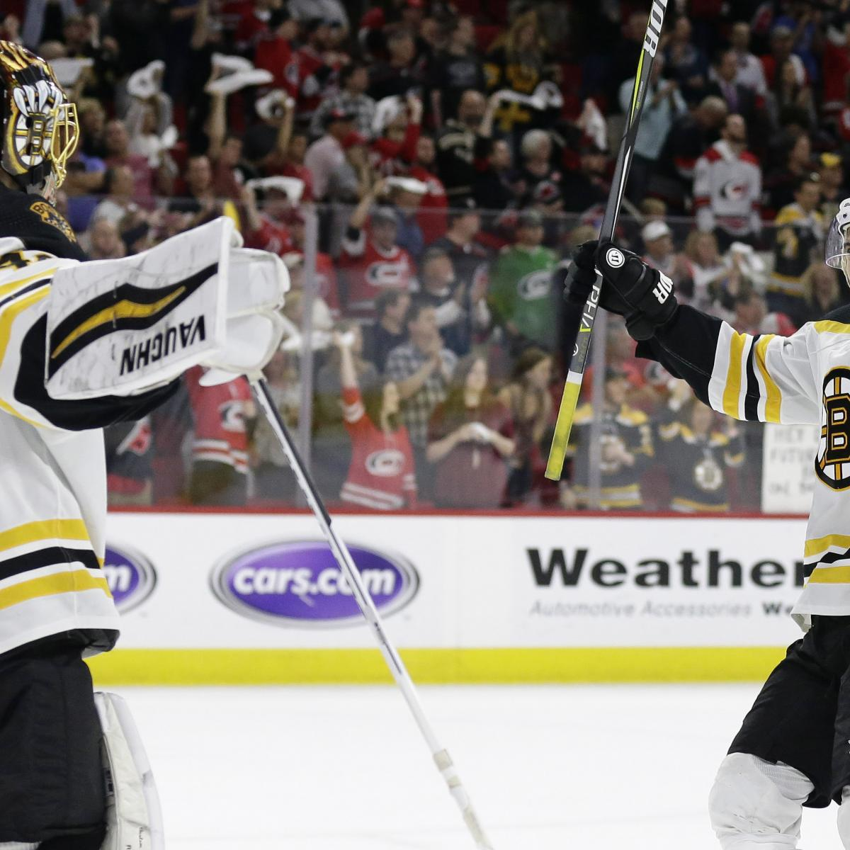 NHL Playoffs 2019: Stanley Cup Scores, Updated Odds And