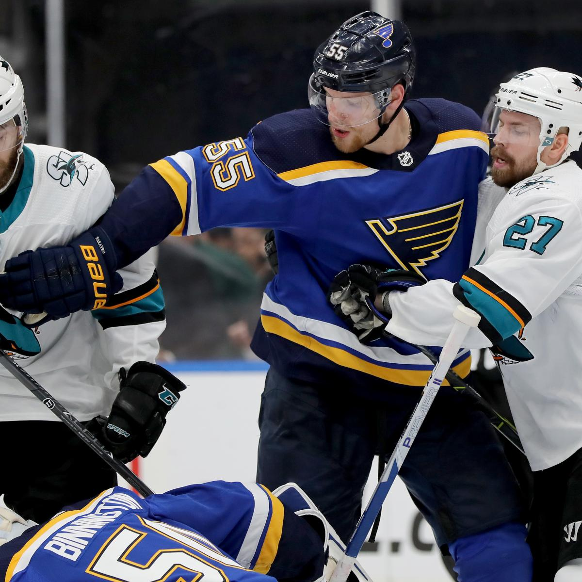 NHL Playoff Bracket 2019: Latest Odds, TV Schedule And
