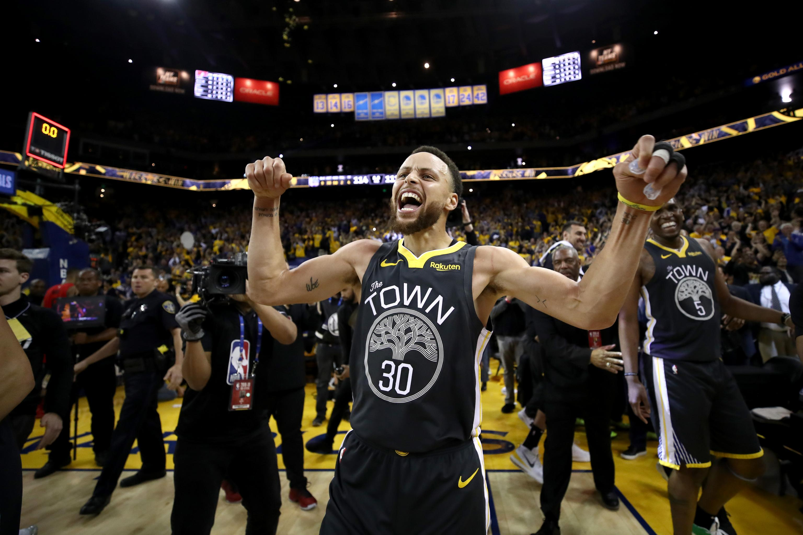 d60fad4b734 Steve Kerr  Steph Curry Is  Different from Anyone Else Who s Played the  Game