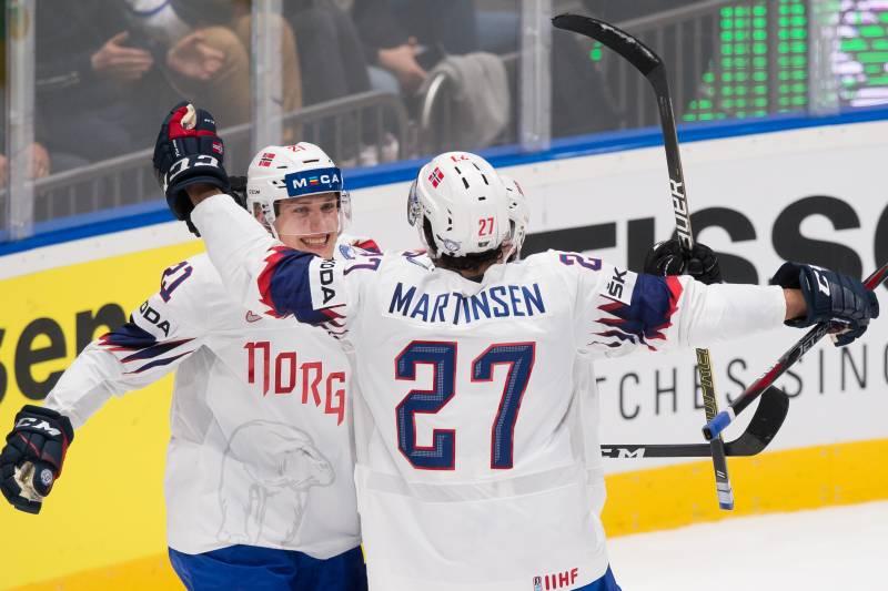 Hockey World Championship 2019 Results Norway Slovakia Score