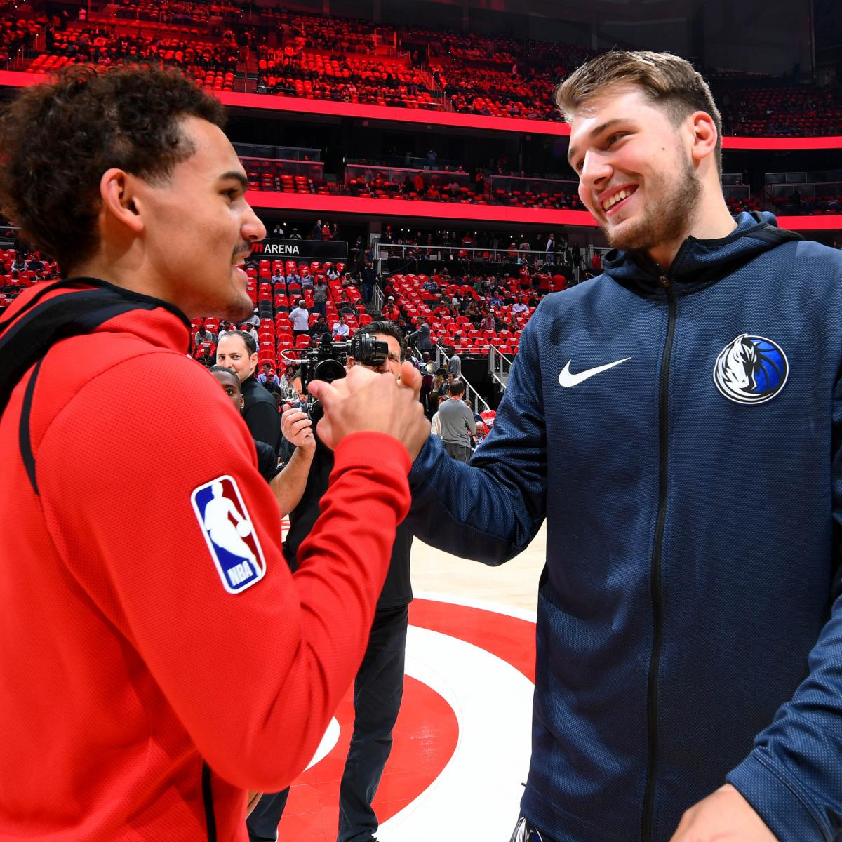 Luka Doncic, Trae Young, Deandre Ayton Named 2018-19 NBA