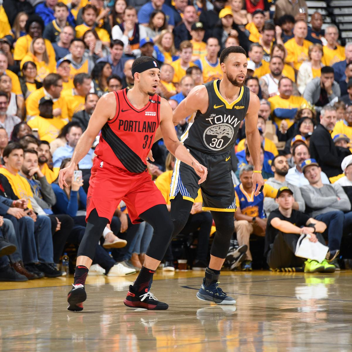 NBA Playoff Schedule 2019: Predictions, TV And Live-Stream
