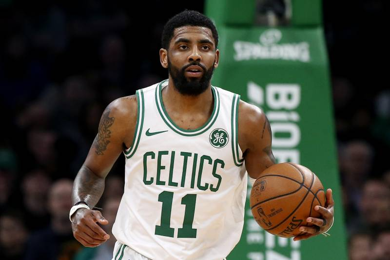 acheter populaire f6d14 1b259 Kyrie Irving Rumors: Teams 'More Wary' of PG After End of ...