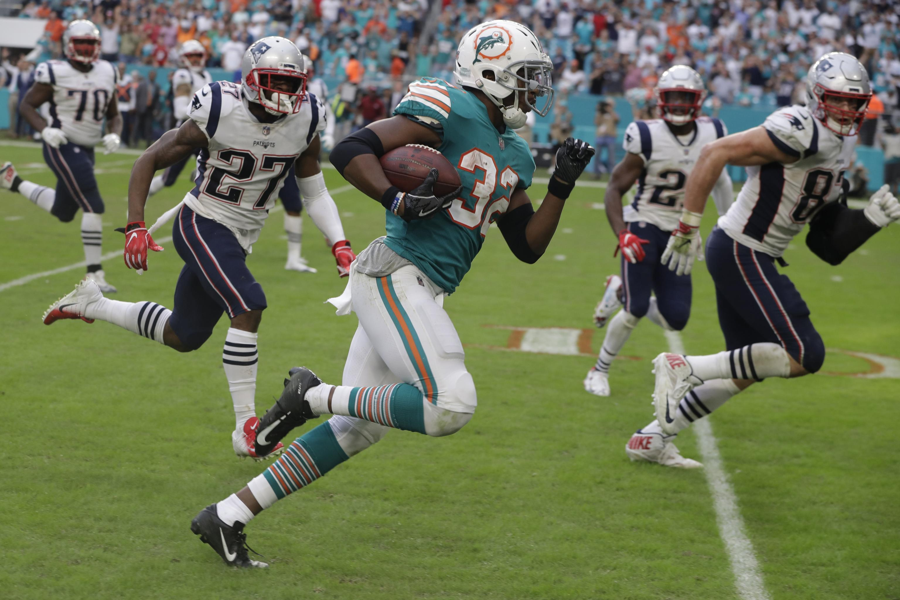 check out 99808 e42d5 Look: Dolphins Unveil Throwback Uniforms to Be Worn vs ...