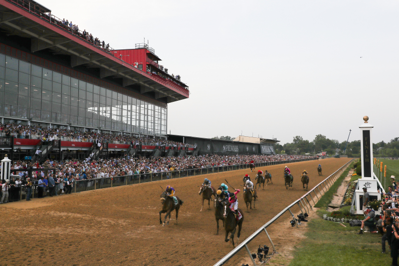 Preakness 2019: What Video Replay Shows for War Of Will's Belmont Odds