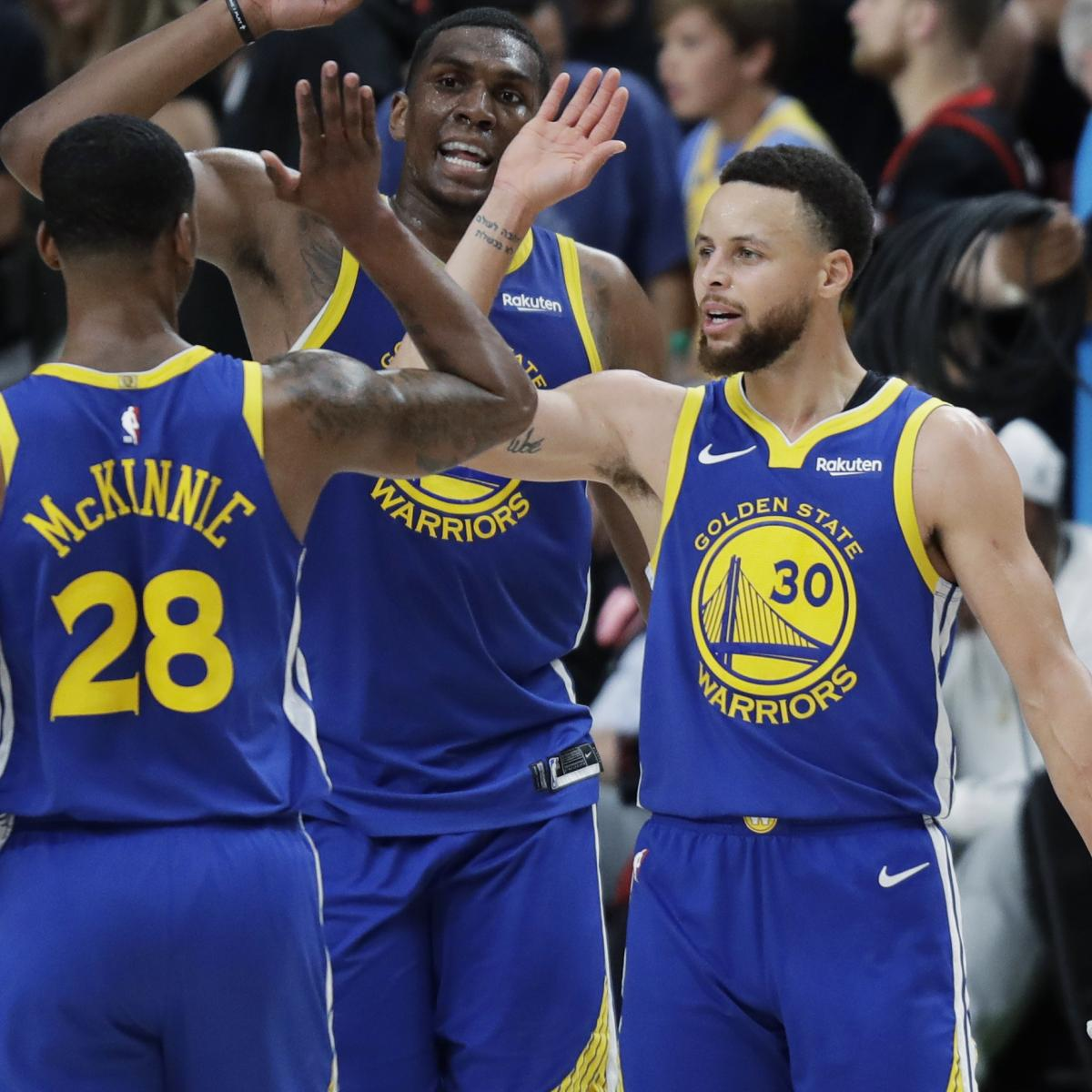 NBA Finals 2019: Predictions, Championship Odds For