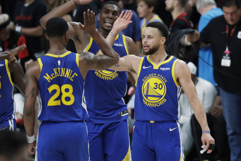 NBA Finals 2019: Predictions, Championship Odds for Remaining Teams