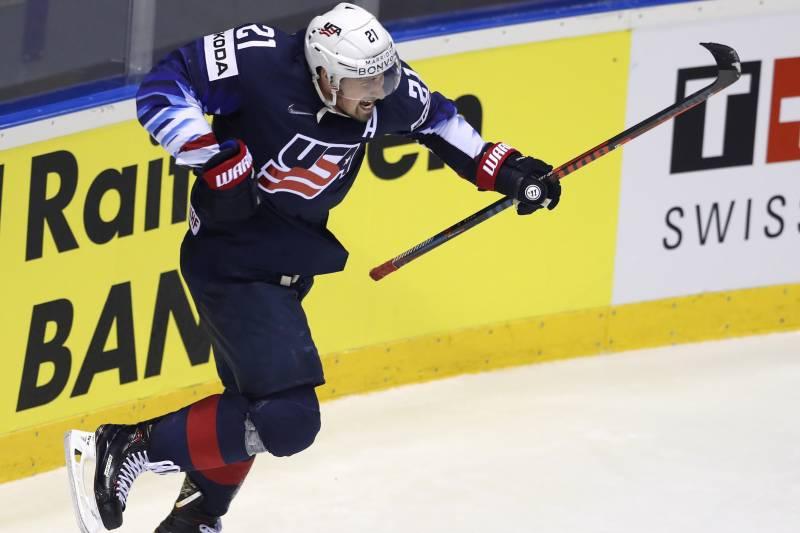 Hockey World Championship 2019 Results Usa Advances Russia