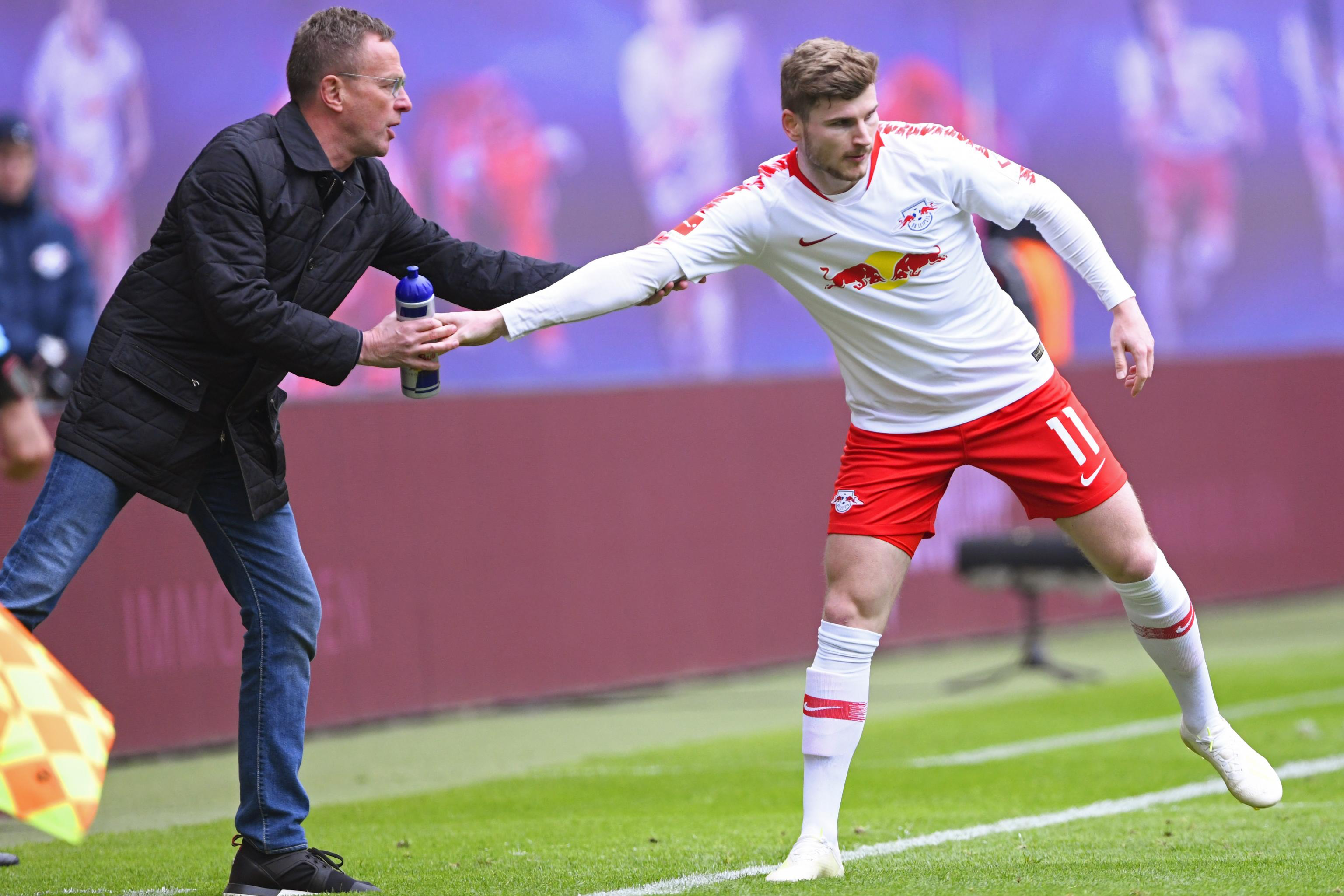 Ralf Rangnick Hints at RB Leipzig Exit for Timo Werner Amid ...