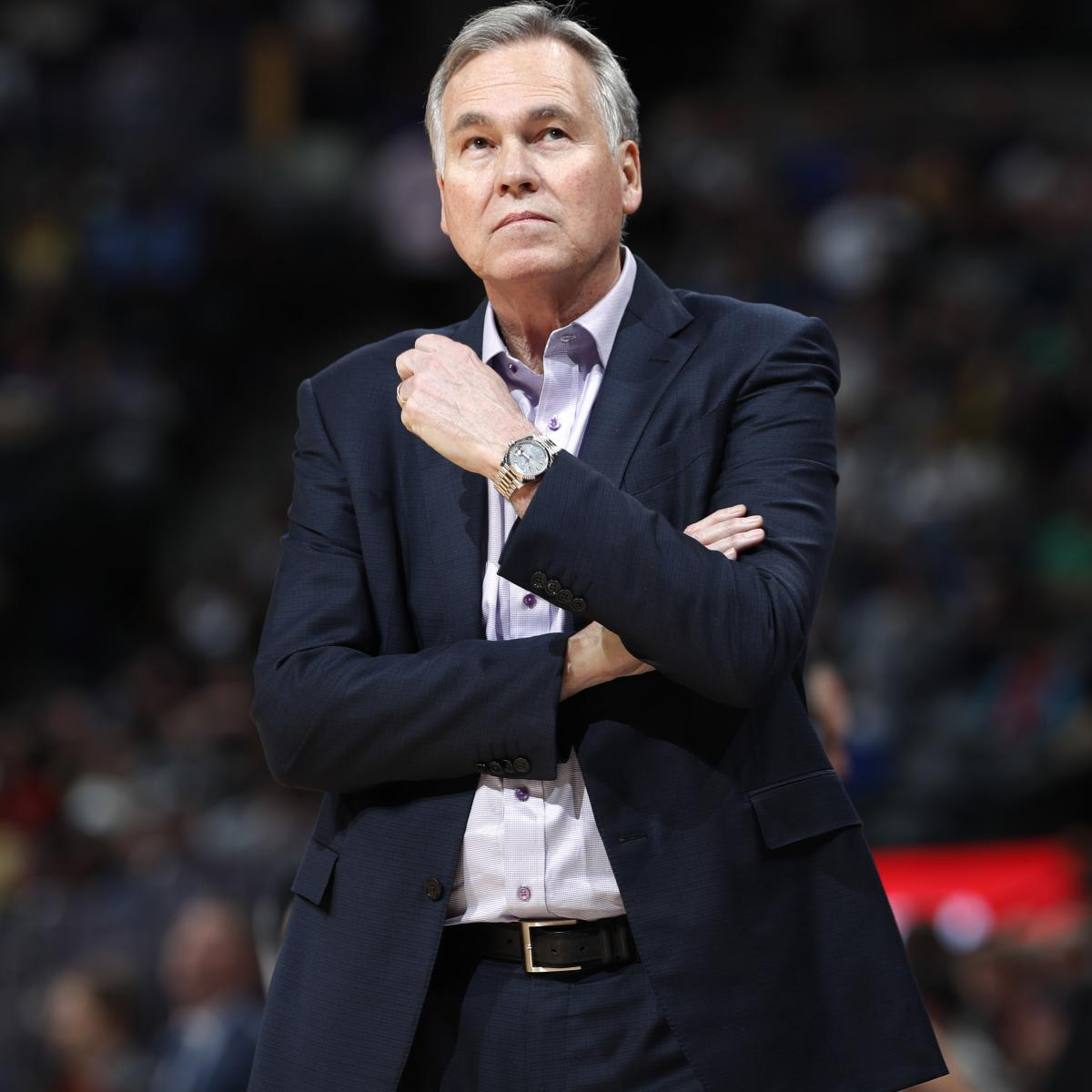 Mike D'Antoni, Rockets Talking New Contract, Ready For 'At
