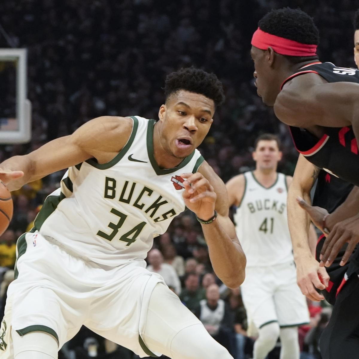 NBA Playoffs 2019: Remaining Conference Finals Schedule and Updated Predictions | Bleacher ...