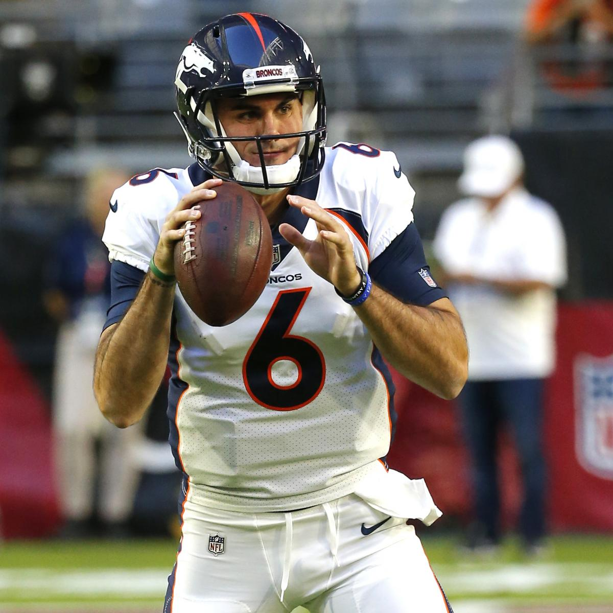 Report: Ex-Broncos QB Chad Kelly Signs With Colts