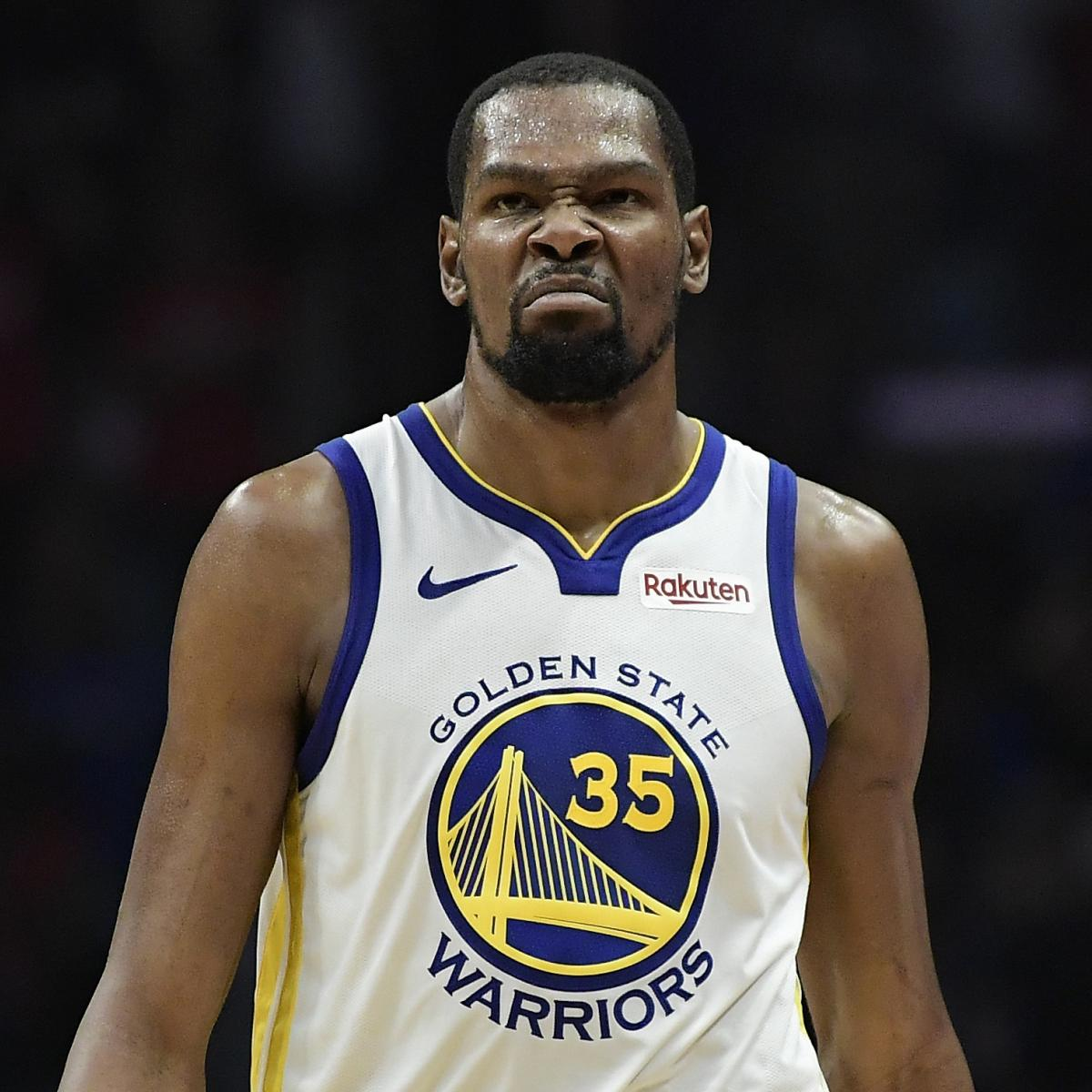 Warriors Live Stream Free Radio: Warriors' Kevin Durant Fires Back At Chris Broussard: 'My