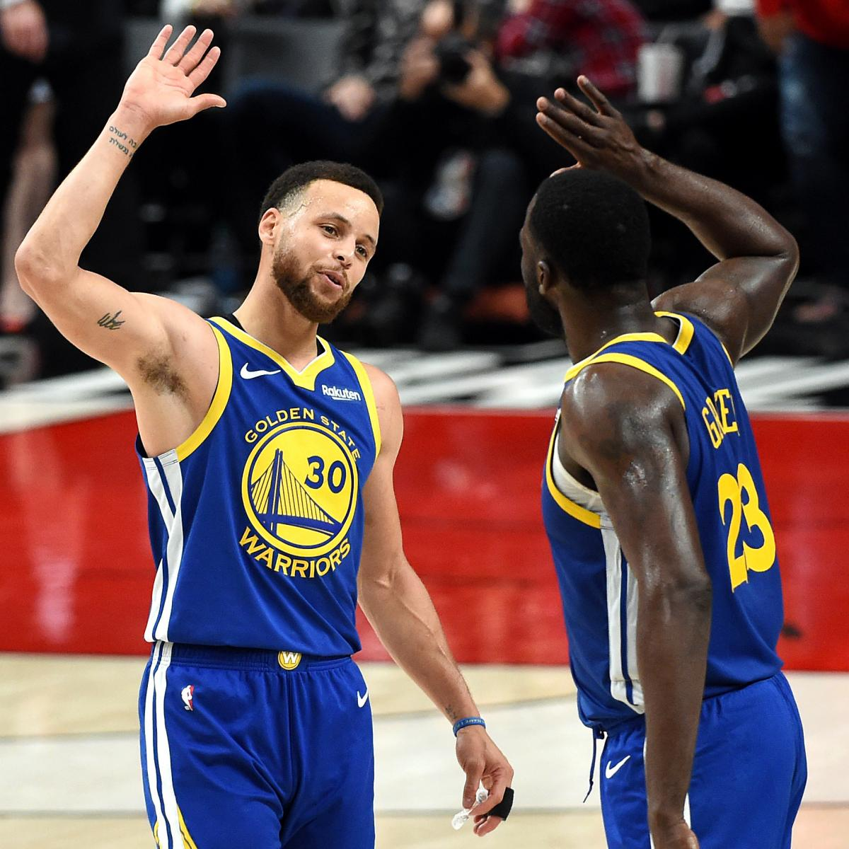 NBA Playoff Schedule 2019: Remaining Dates And Breakdown
