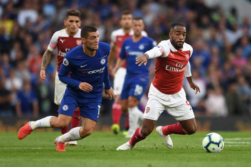 Image result for arsenal chelsea 2019
