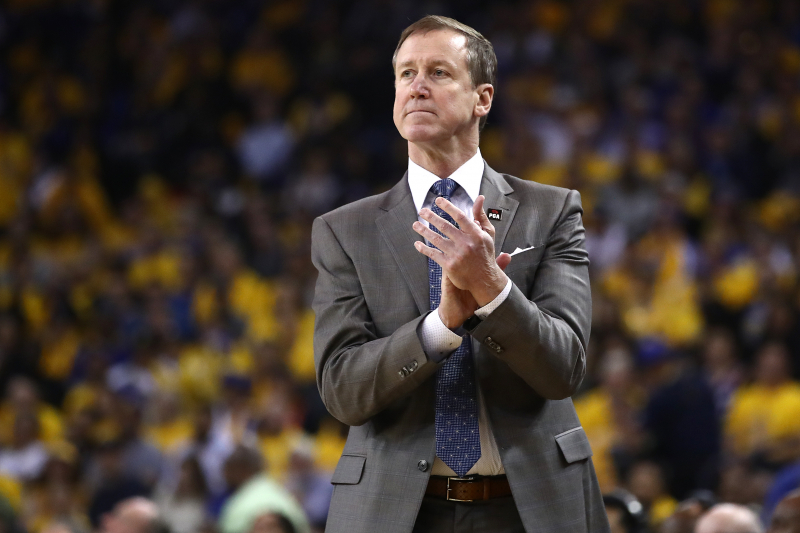 Terry Stotts, Blazers Agree on New Multiyear Contract After WCF Appearance