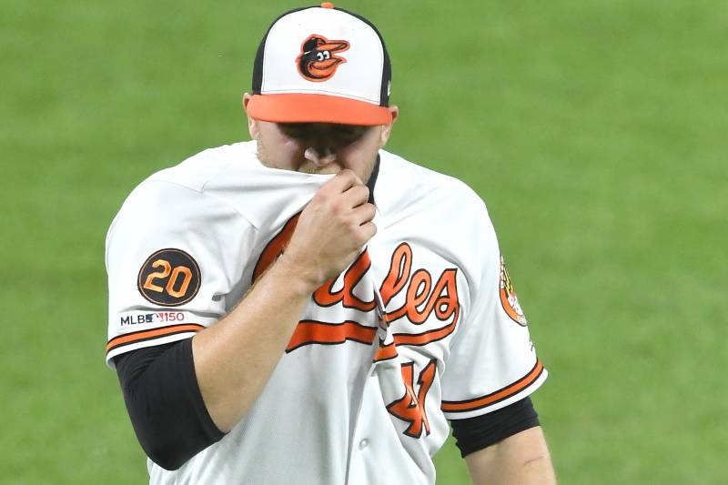 Image result for baltimore orioles pitching staff