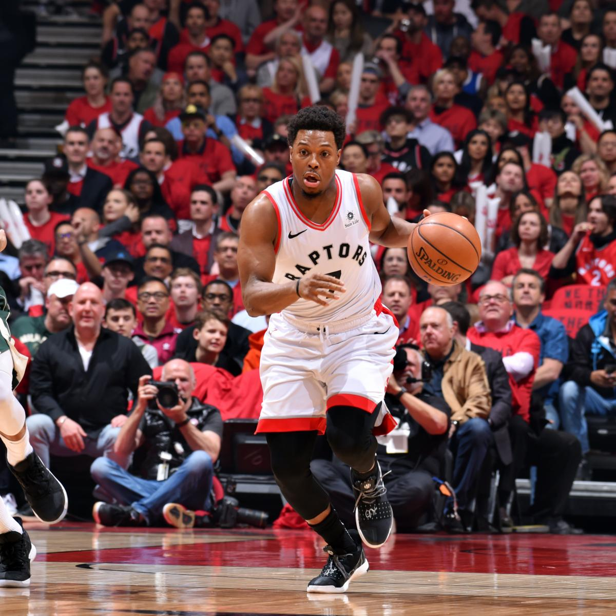 NBA Playoffs 2019: Remaining Schedule, Predictions For
