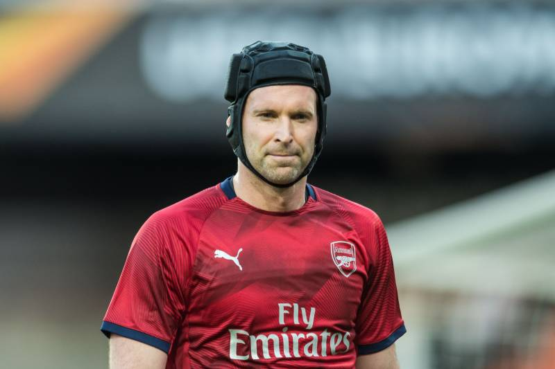 bc1350b14 Petr Cech to Decide Future After UEL Final Amid Chelsea Sporting Director  Talk
