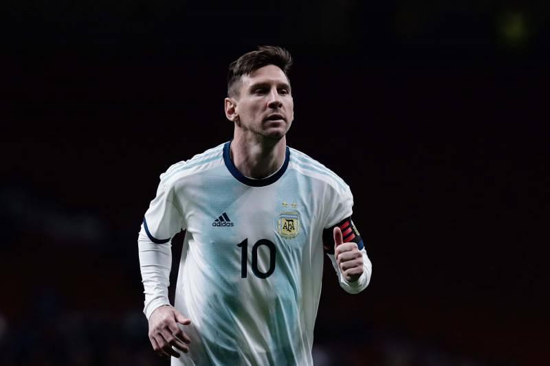 a150edbdf Lionel Messi Values Barcelona Glory Above Argentina Success