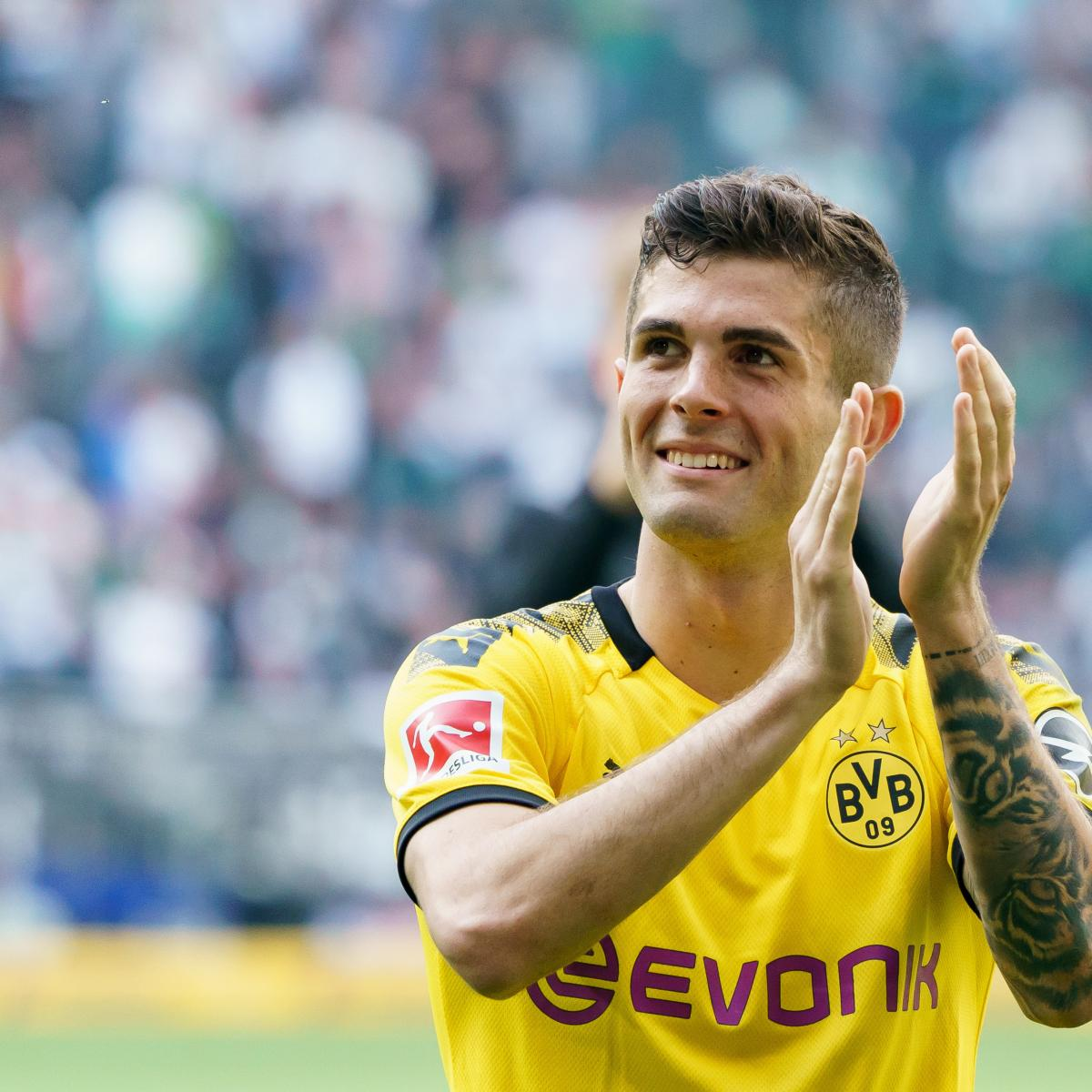 6d181ade8 Christian Pulisic  To Be My Own Player  at Chelsea
