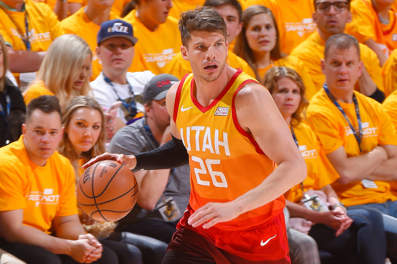 Video: Kyle Korver Reveals Nets Traded Him for Cash Used to Buy Copy Machine