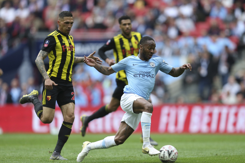 Raheem Sterling 'The Perfect Role Model,' Says Shaun Wright-Phillips