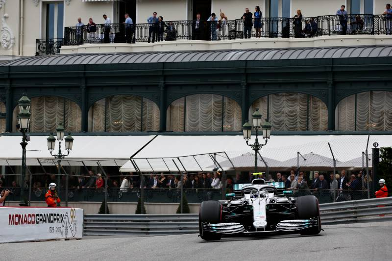 Monaco F1 Grand Prix 2019 Qualifying: Results, Times from Thursday's