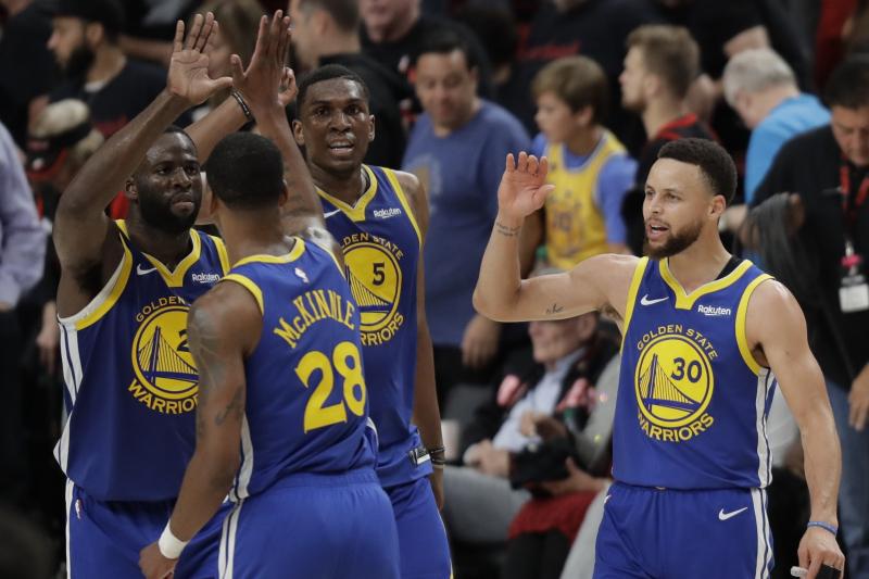 NBA Finals 2019: Early Odds, Schedule as Warriors Await Bucks vs. Raptors