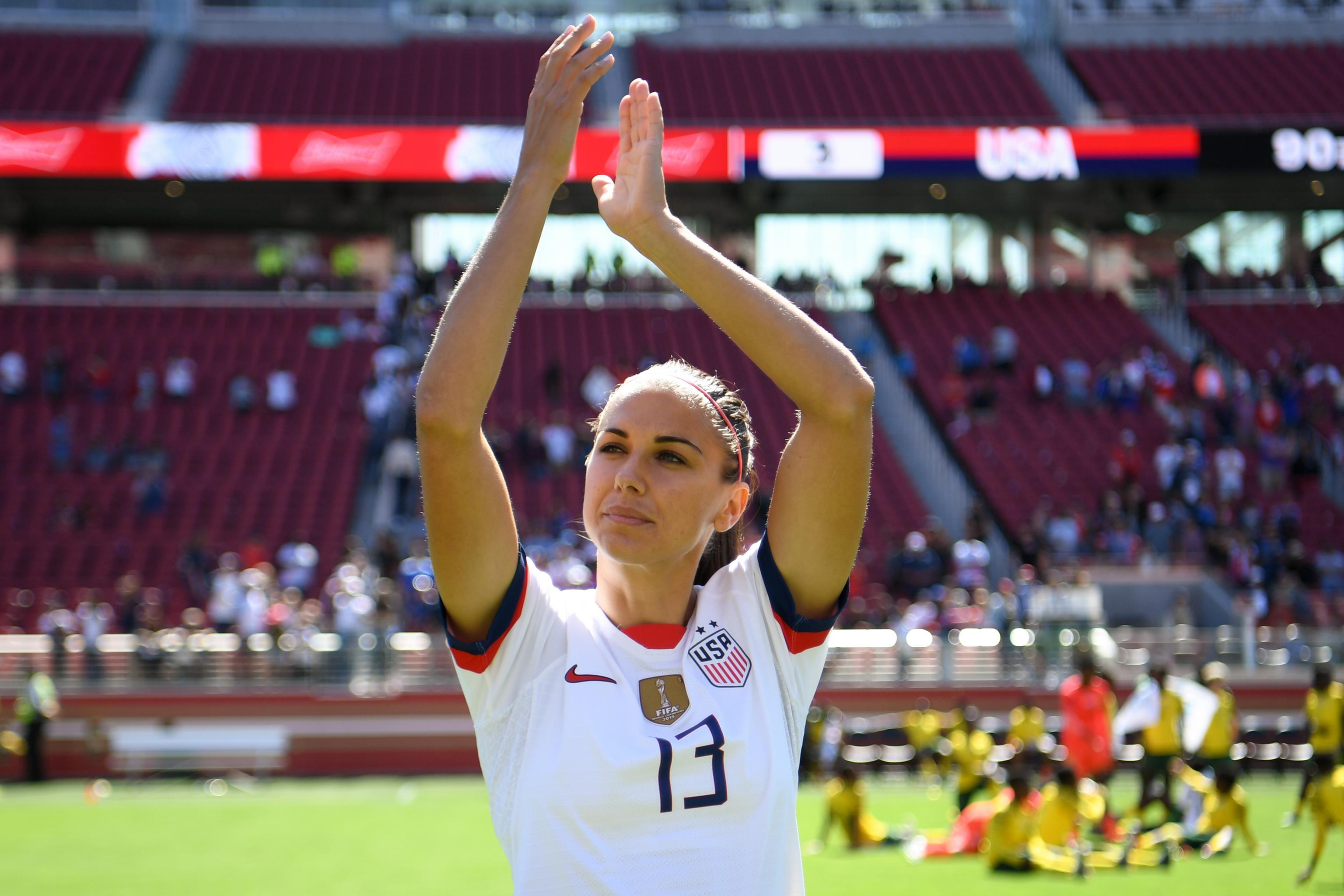 USA Women's Soccer Roster 2019: Alex Morgan and Top Players