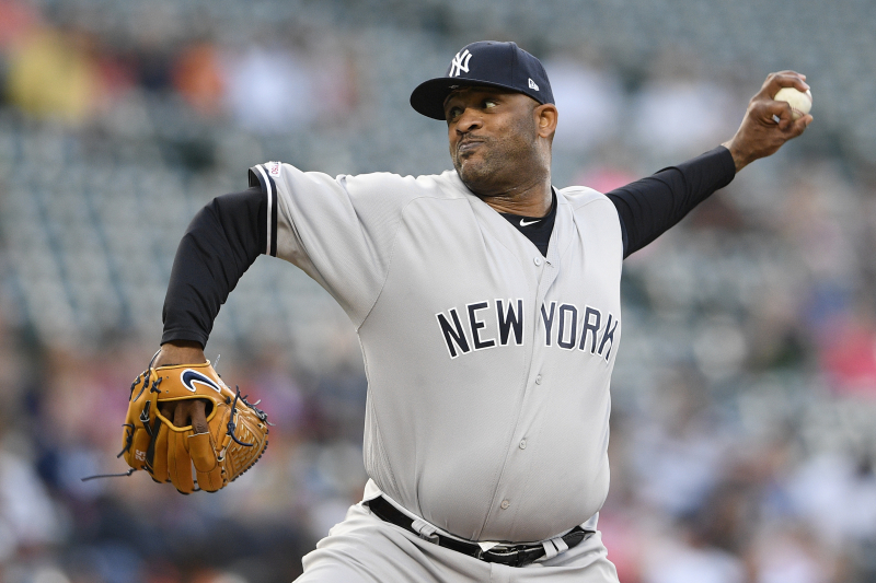Yankees News: CC Sabathia Placed on 10-Day IL with Knee Injury