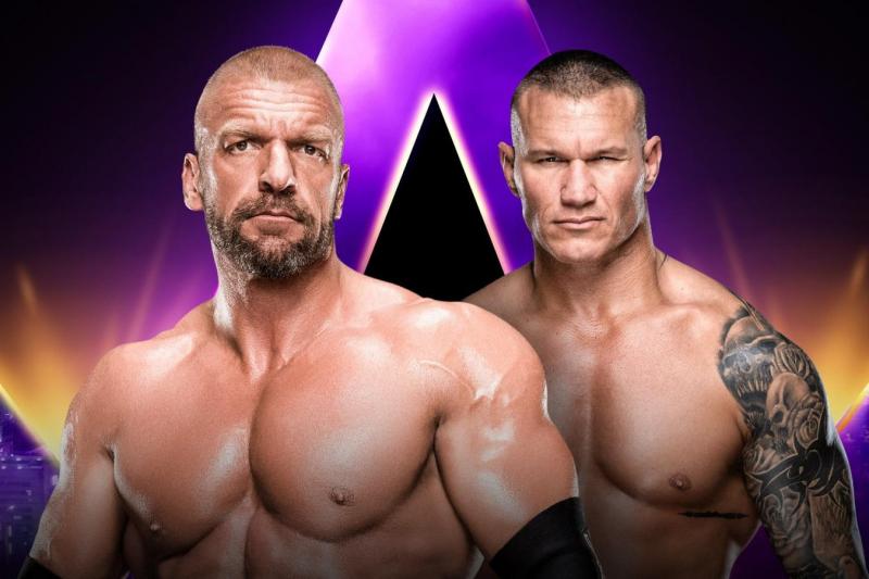 Randy Orton Beats Triple H at WWE Super ShowDown