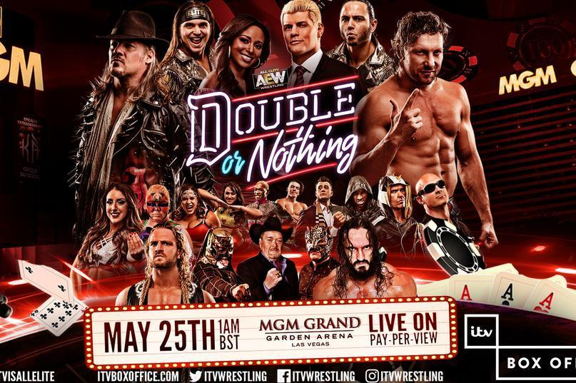Full AEW Double or Nothing Card and Predictions for Every Match