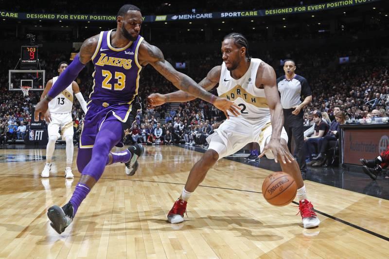 918c140f0f47e Windhorst: LeBron James Recruiting Kawhi Leonard, Jimmy Butler to Lakers