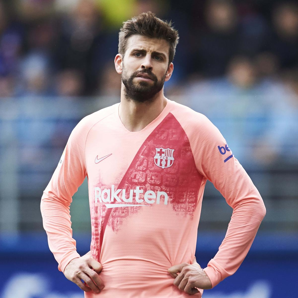 Liverpool Fc On Twitter Full Time Lfc Beat Barca 4 0: Gerard Pique: Barcelona 'Mentally Affected' By Roma Defeat